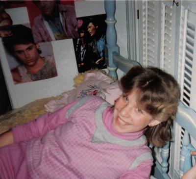 Cyndi's room