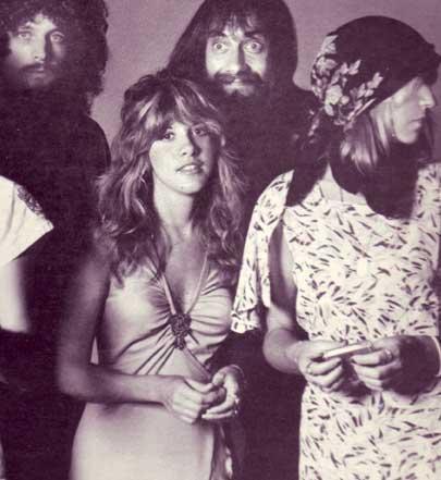 mmm... Stevie Nicks in 1977